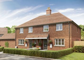 "Thumbnail 4 bed semi-detached house for sale in ""The Mylne"" at Crow Lane, Crow, Ringwood"