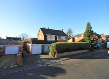 Thumbnail 4 bed detached house for sale in Old Eign Hill, Hereford