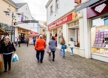 Thumbnail Retail premises to let in Unit 12, Merlins Walk, Carmarthen, Carmarthenshire