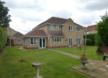 Thumbnail 4 bed detached house for sale in Bellmans Grove, Whittlesey, Peterborough
