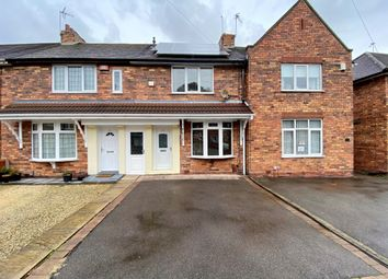 Thumbnail 2 bed terraced house for sale in Tideswell Road, Great Barr, Birmingham