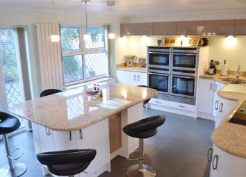 Thumbnail 4 bed detached house for sale in Vicarage Road, Bude