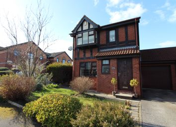 Thumbnail 3 bed detached house for sale in Gorse Avenue, Cleveleys