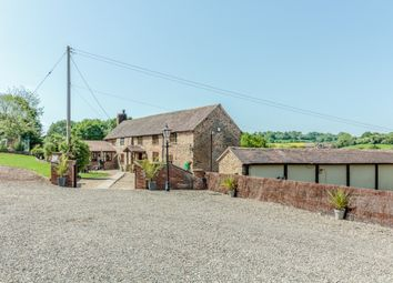 Thumbnail 3 bed detached house for sale in Ankretts Farm, Kidderminster, Worcestershire