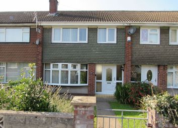 Thumbnail 3 bed terraced house for sale in Swallowhurst Close, Michaelston-Super-Ely, Cardiff