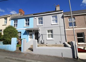 Thumbnail 3 bed terraced house for sale in Endsleigh Road, Oreston, Plymouth, Devon