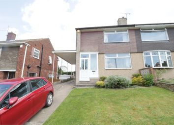 Thumbnail 3 bed semi-detached house for sale in Cawdron Rise, Brinsworth, Rotherham, South Yorkshire
