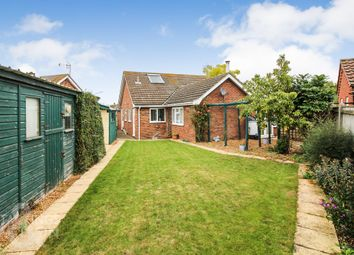 Thumbnail 3 bed detached bungalow for sale in Turner Close, Ditchingham, Bungay