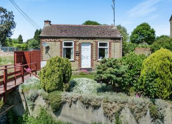 Thumbnail 2 bedroom detached bungalow for sale in Leverington Road, Wisbech