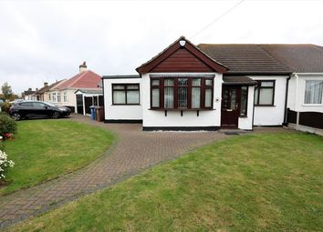 Thumbnail 3 bed semi-detached bungalow for sale in Highfield Gardens, Grays
