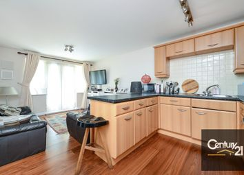 Thumbnail 2 bed flat for sale in Curlew House, Capstan Drive, Rainham