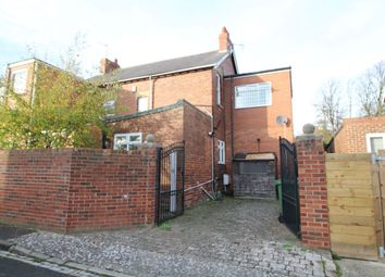 Thumbnail 2 bedroom semi-detached house for sale in Grange Lane, Whickham, Newcastle Upon Tyne