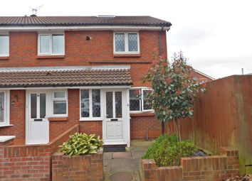 Thumbnail 2 bedroom end terrace house for sale in Merlin Drive, Portsmouth