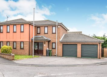 Thumbnail 4 bedroom detached house for sale in Tillett Close, Ormesby, Great Yarmouth