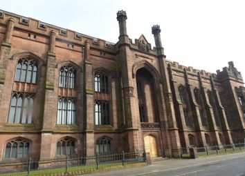 Thumbnail 1 bed flat to rent in 119 The Collegiate, 20 Shaw Street, Liverpool