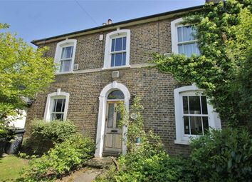 Thumbnail 4 bed end terrace house to rent in Wrotham Road, Meopham, Gravesend