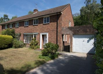 Thumbnail 4 bed semi-detached house for sale in Pierrefondes Avenue, Farnborough
