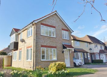 Thumbnail 3 bed detached house to rent in Felsham Chase, Burwell, Cambridge