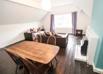 Thumbnail 2 bed flat to rent in Burton Crescent, Headingley, Leeds