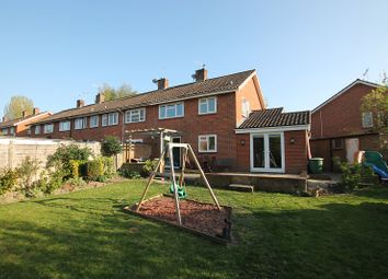Thumbnail 4 bed end terrace house for sale in Ridgeside, Crawley, West Sussex.