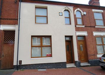 Thumbnail 4 bedroom terraced house for sale in Leacroft Road, Derby