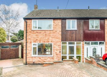 Thumbnail 3 bed semi-detached house for sale in Green Close, Whitnash, Leamington Spa
