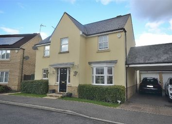 Thumbnail 4 bed detached house for sale in Brewers End, Takeley, Bishops Stortford, Essex