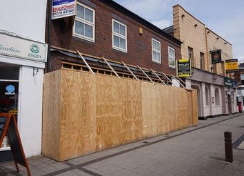 Thumbnail Retail premises to let in 73 Nantwich Road, Crewe, Cheshire