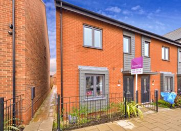Thumbnail 3 bedroom semi-detached house for sale in Birchfield Way, Lawley Village