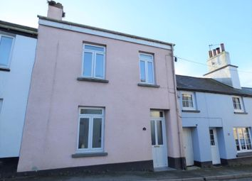 Thumbnail 4 bed terraced house for sale in Cornwall Street, Bere Alston, Yelverton