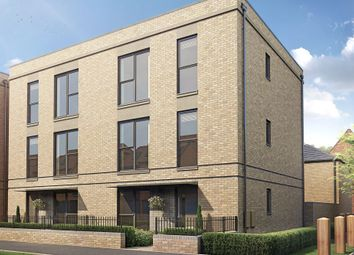 "Thumbnail 4 bed semi-detached house for sale in ""Maison"" at Hauxton Road, Trumpington, Cambridge"