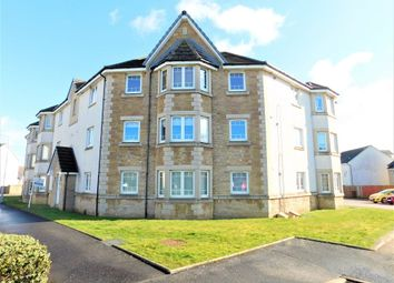 Thumbnail 2 bed flat for sale in Kestrel Way, Dunfermline