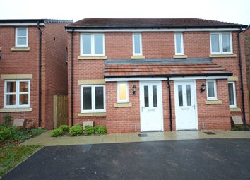 Thumbnail 2 bed semi-detached house for sale in Floyd Avenue, Salisbury, Wiltshire