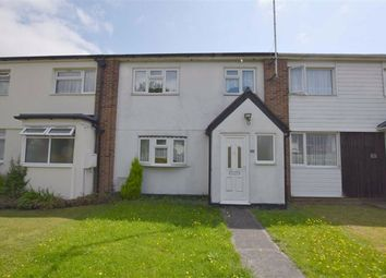 Thumbnail 3 bed terraced house for sale in The Poplars, Basildon, Essex