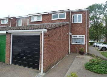 Thumbnail 3 bedroom end terrace house to rent in Farrant Way, Borehamwood, Herts