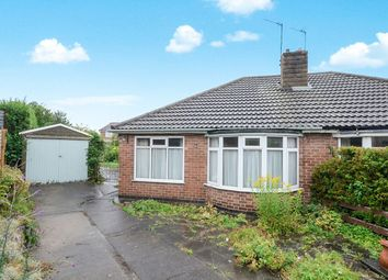 Thumbnail 2 bedroom bungalow for sale in Nursery Gardens, York