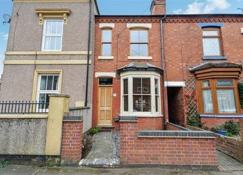 Thumbnail 3 bed terraced house for sale in Moor Street, Earlsdon, Coventry, West Midlands