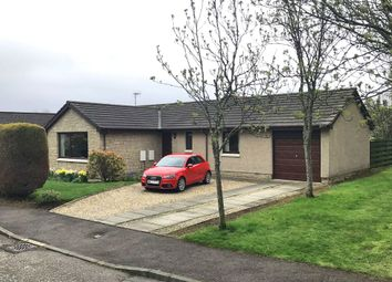 Thumbnail 3 bed detached bungalow for sale in Macrosty Gardens, Crieff