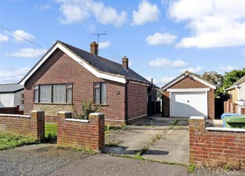 Thumbnail 3 bed detached bungalow for sale in Danes Drive, Bay View, Sheerness, Kent
