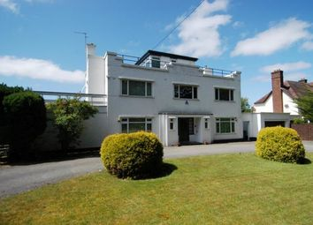 Thumbnail 4 bed detached house for sale in Telegraph Road, Caldy, Wirral
