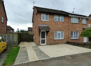 Thumbnail 3 bedroom semi-detached house for sale in Castle Fields, Anstey Heights, Leicester, Leicestershire