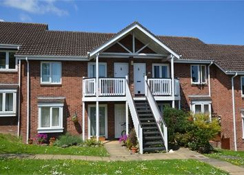 Thumbnail 1 bedroom flat to rent in Mill Close, Bradley Valley, Newton Abbot, Devon.