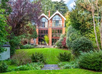 Thumbnail 5 bed detached house for sale in Rose Hill, Dorking, Surrey
