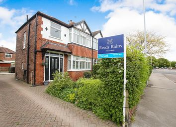 Thumbnail 3 bed semi-detached house for sale in Woodlands Drive, Stockport