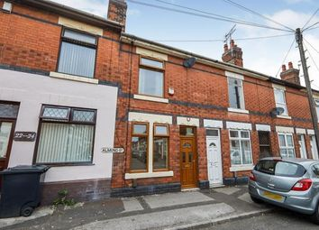Thumbnail 2 bed terraced house for sale in Almond Street, Derby, Derbyshire