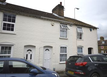 Thumbnail 2 bed terraced house for sale in Lucerne Street, Maidstone