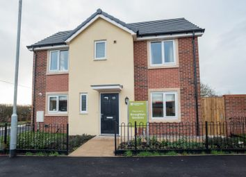Thumbnail 3 bed terraced house for sale in Broughton Road, Crewe