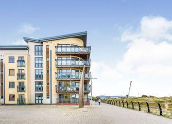 Thumbnail 2 bed flat for sale in St Margaret's Court, Maritime Quarter, Swansea