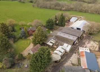 Lot 2 - Stansted Farm Buildings, Tumblefield Road, Stansted, Sevenoaks TN15. Property for sale
