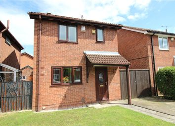 Thumbnail 3 bed detached house for sale in Arleston Lane, Stenson Fields, Derby